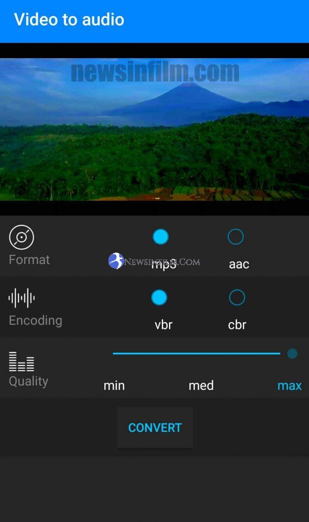 cara convert video ke mp3 di hp android