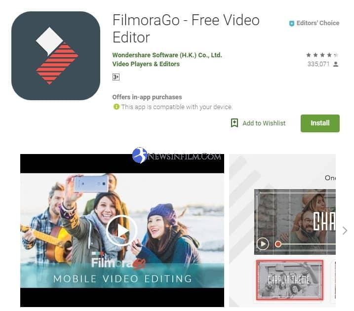 aplikasi edit video di android terbaik 2019