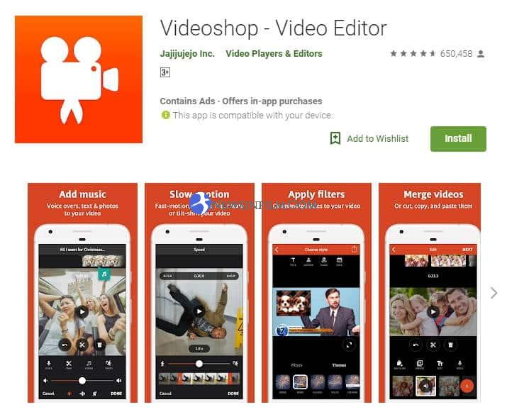 aplikasi edit video di android terbaik tanpa watermark
