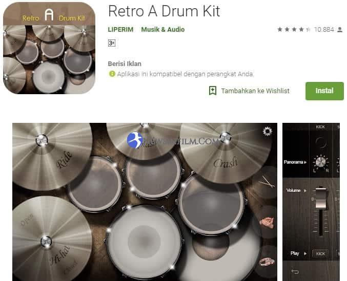aplikasi tuning drum android
