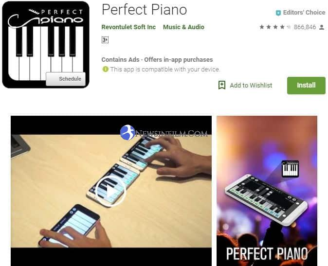 aplikasi piano android