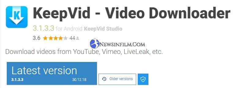 aplikasi download video gratis untuk android