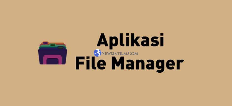 aplikasi file manager android