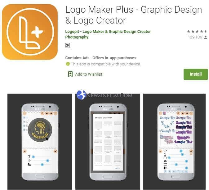 aplikasi logo maker plus