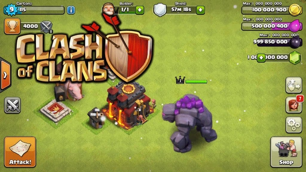 Download-Game-Clash-Of-Clans-Mod-Apk