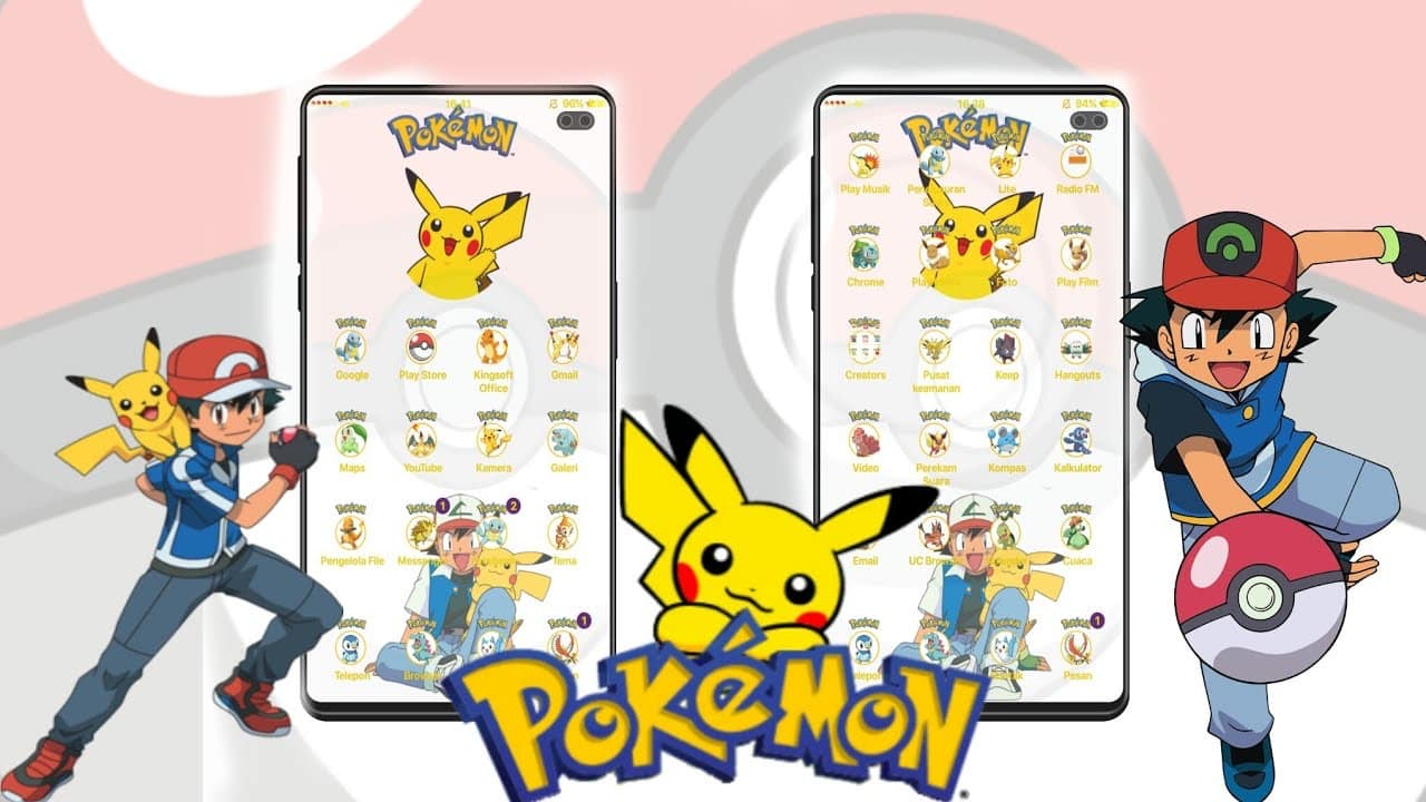 Oppo-Realme-Pokemon
