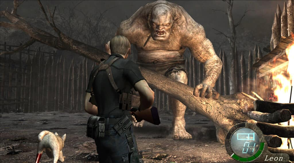 Review-Game-Resident-Evil-4-Apk