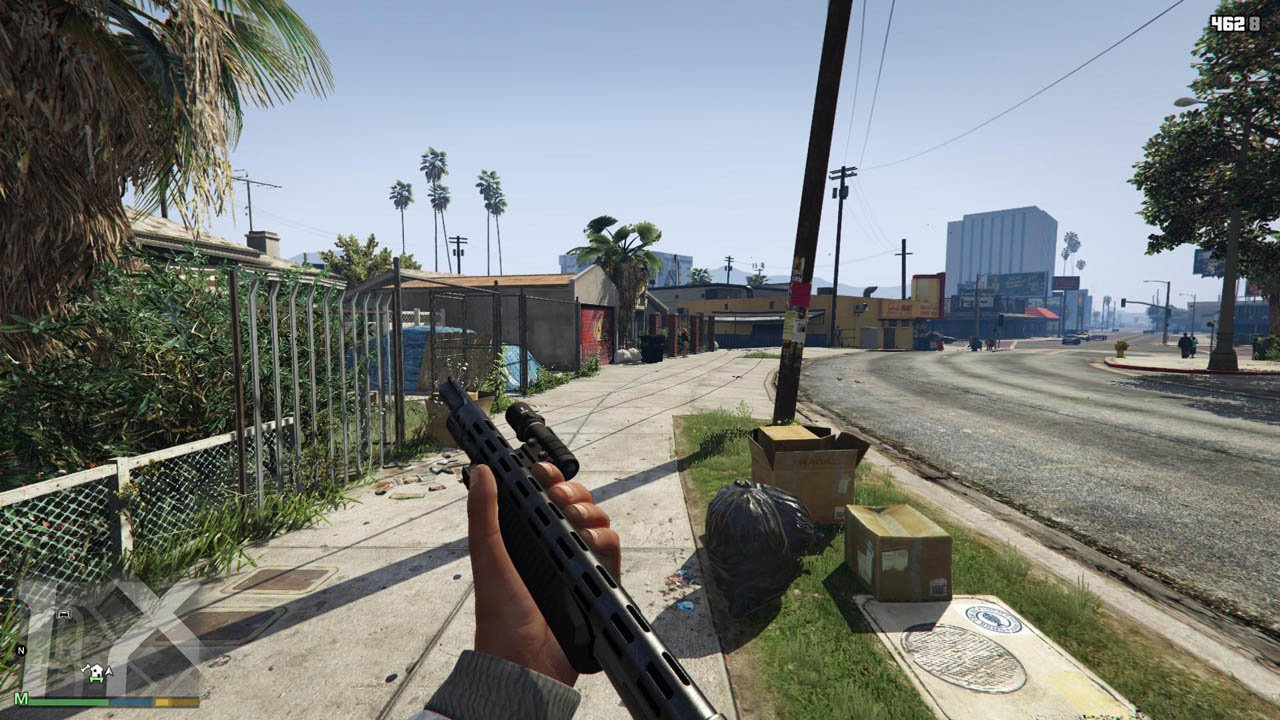 Gameplay-GTA-5-Final-Version-Apk