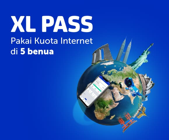 Paket-Roaming-China-XL