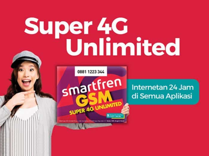 APN-Smartfren-Unlimited