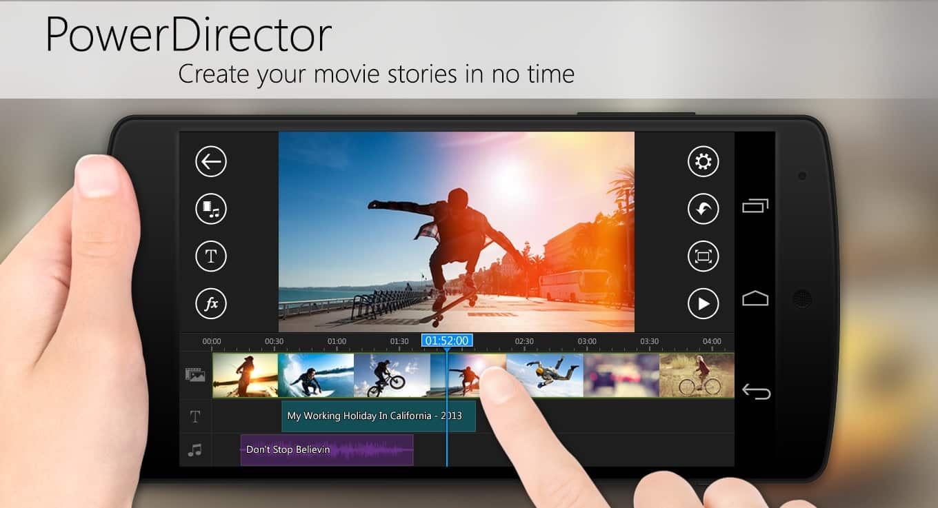 Power-Director-Video-Editing-App