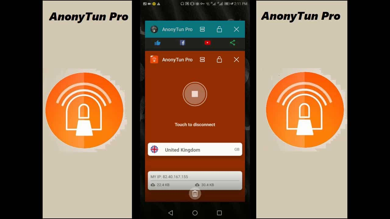 Review-Anonytun