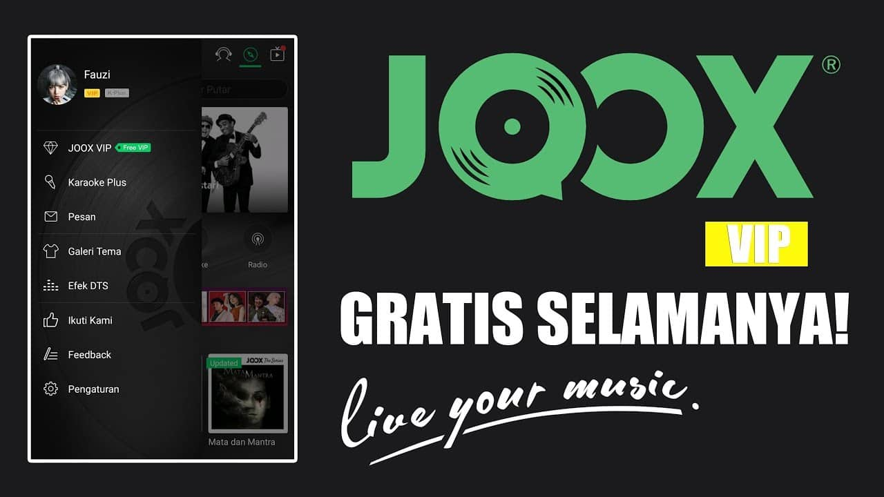Review-JOOX-VIP-APK