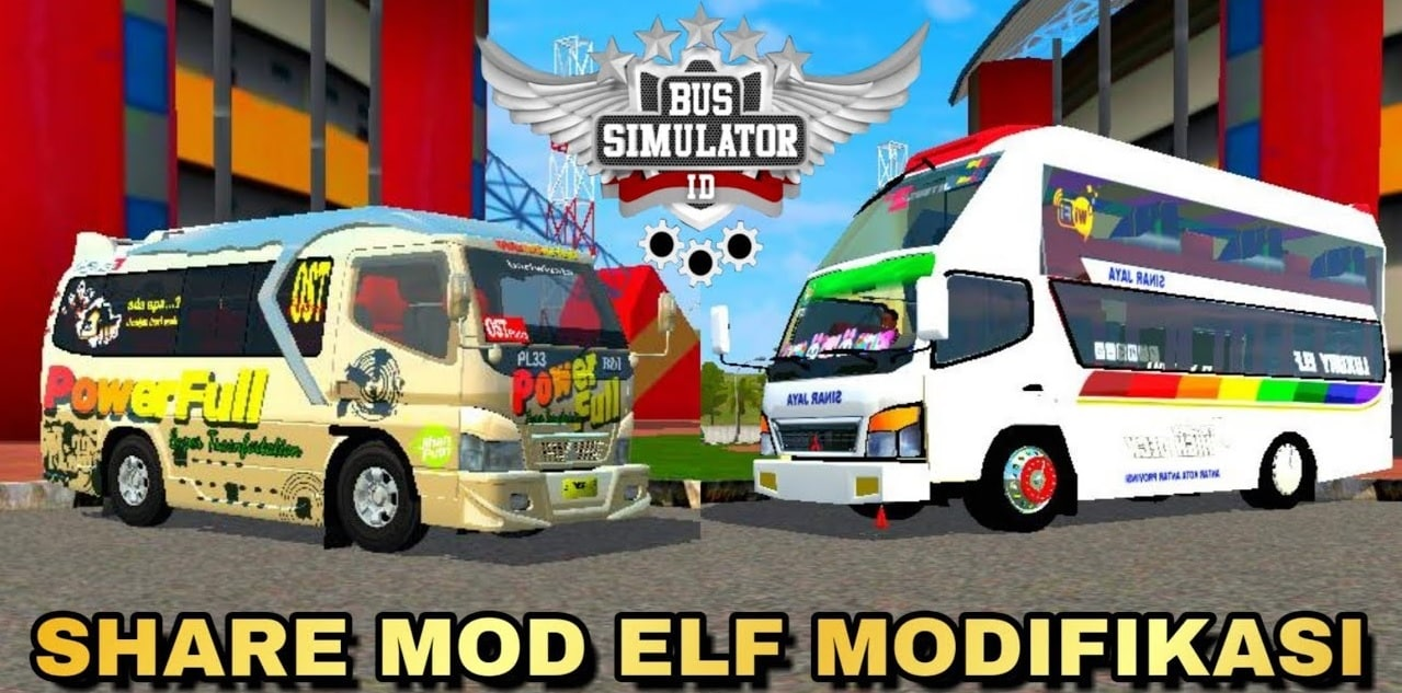 Review-Mod-Bussid-Elf